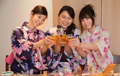 女性グループ・母娘旅・姉妹旅にぴったり女子会プラン♪プラン専用の料理をご賞味あれ!